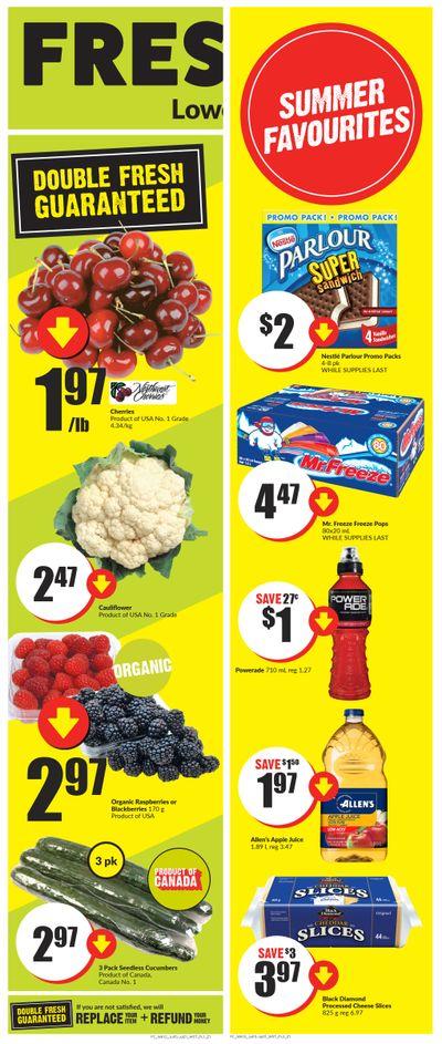 FreshCo (AB, SK & MB) Flyer July 15 to 21