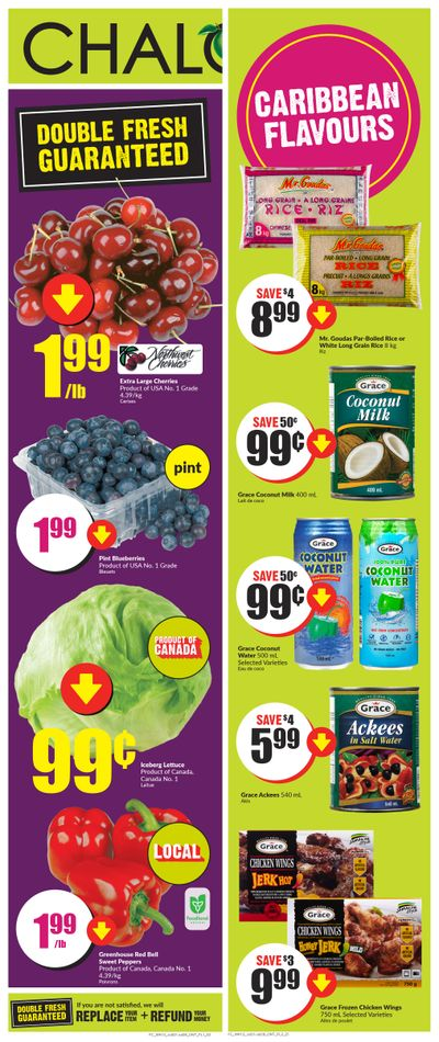 Chalo! FreshCo (ON) Flyer July 22 to 28