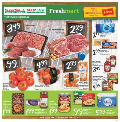 Shop Easy & SuperValu Flyer July 23 to 29