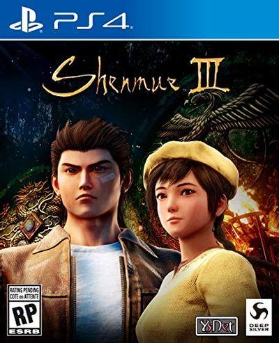 Shenmue 3 - PlayStation 4 $19.97 (Reg $23.99)
