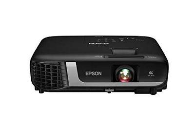 Epson EX5280 3-Chip 3LCD XGA Projector, 3,800 Lumens Color Brightness, 3,800 Lumens White Brightness, HDMI, Built-in Speaker, 16,000:1 Contrast Ratio $568.44 (Reg $749.99)