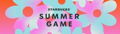 Starbucks Canada Summer Game