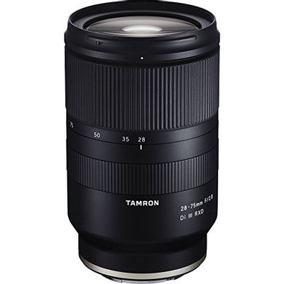 Tamron 28-75mm F/2.8 for Sony Mirrorless Full Frame E Mount (Tamron 6 Year Limited USA Warranty) $989 (Reg $1067.22)