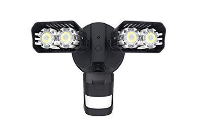 SANSI 18W 1800lm Security Motion Sensor Flood Lights $39.59 (Reg $49.59)