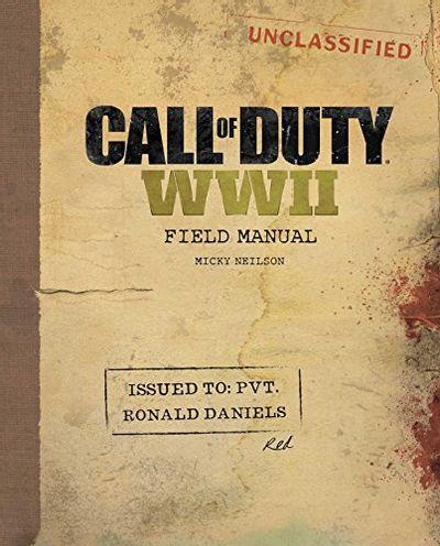 Call of Duty WWII: Field Manual $19.64 (Reg $33.99)