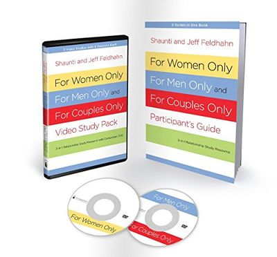 For Women Only, For Men Only, and For Couples Only Video Study Pack: Three-in-One Relationship Study Resource with Companion DVD $22.55 (Reg $45.49)
