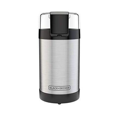 Black & Decker CBG110SC Easy Touch Electric Smartgrind Coffee & Spice Grinder, Black $20.61 (Reg $26.16)