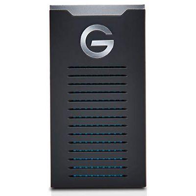 G-Technology 1TB G-Drive Mobile SSD R-Series - USB-C connectivity (USB 3.1 Gen 2) - 0G06053 $176.99 (Reg $239.16)