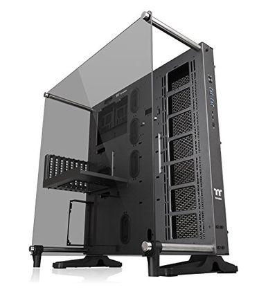 Thermaltake Core P5 Tempered Glass Titanium Edition ATX Vertical GPU Modular Gaming Open Frame Computer Case CA-1E7-00M9WN-00 $151.99 (Reg $249.99)