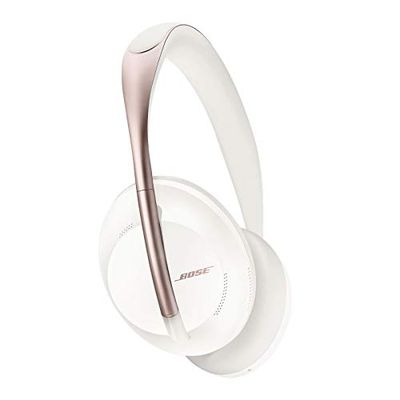 Bose Noise Cancelling Headphones 700 — Over Ear, Wireless Bluetooth Headphones with Built-In Microphone for Clear Calls & Alexa Voice Control, Arctic White $329 (Reg $479.00)