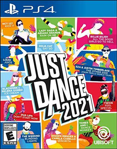Just Dance 2021 - PlayStation 4 - PlayStation 4 Edition $15.98 (Reg $29.99)