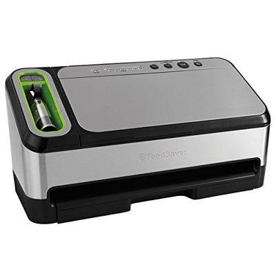 FoodSaver V4825 2-In-1 Vacuum Sealing System FSFSSL4825-033 $160.31 (Reg $229.99)