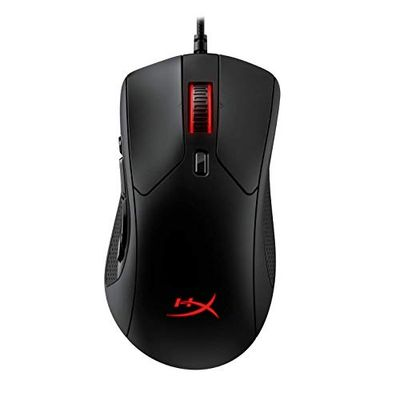 HyperX Pulsefire Raid – Gaming Mouse – 11 Programmable Buttons, RGB, Ergonomic Design, Comfortable Side Grips, Software-Controlled Customization $39.99 (Reg $84.99)