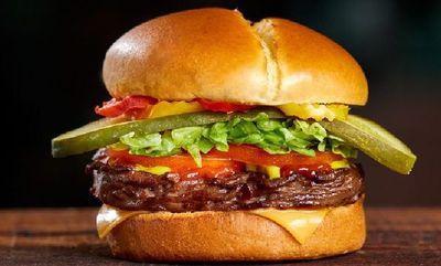Angus Burger FREE! at Harvey's