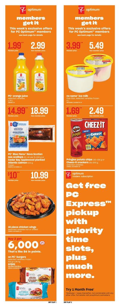 Loblaws (ON) Flyer July 29 to August 4