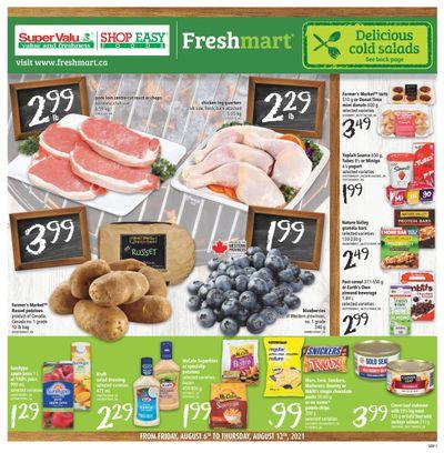 Shop Easy & SuperValu Flyer August 6 to 12