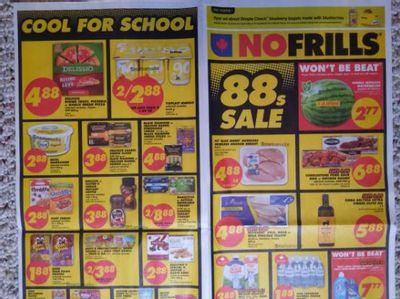 Ontario Flyer Sneak Peeks: No Frills, Freshco, and Food Basics August 19th – 25th