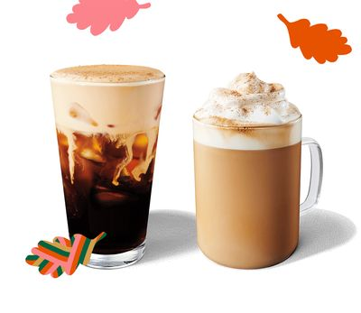 Starbucks Canada Pumpkin Spice Drinks & Treats Are Back!