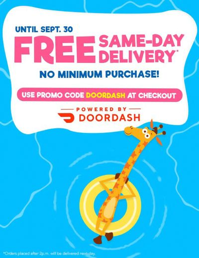 Toys R Us Flyer August 26 to September 1