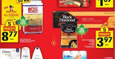 Food Basics Ontario: Get 2 Black Diamond Cheese Bars For $3.97 This Week!