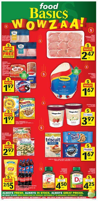 Food Basics Flyer September 2 to 8