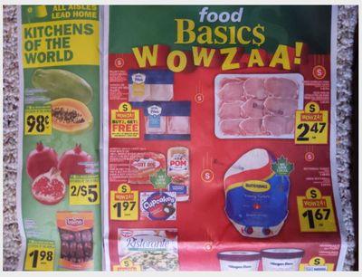 Ontario Flyer Sneak Peeks: Food Basics & Freshco September 2nd – 8th