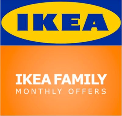 IKEA Canada Family Membership Exclusive Sale Of Month September