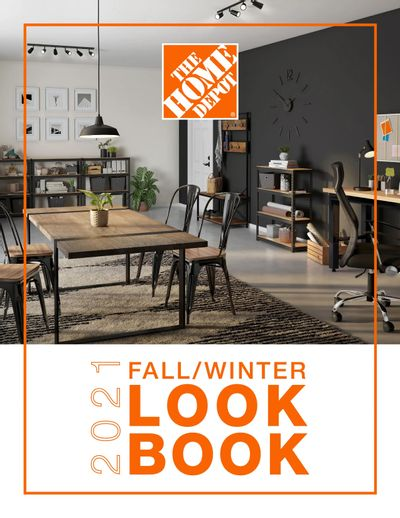 Home Depot Fall/Winter Look Book September 2 to November 10