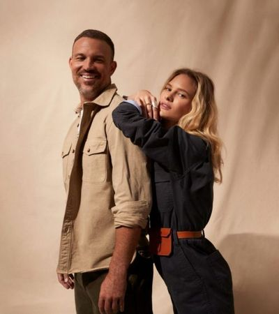 Banana Republic Canada The Labour Day Sale Event: Save Up to 50% OFF Curated Styles + Extra 10% OFF Purchase