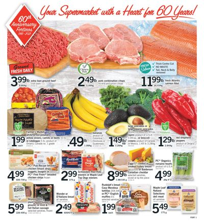Fortinos Flyer September 9 to 15