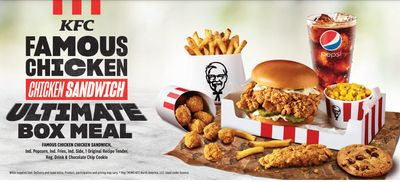KFC Canada New Coupons: 2 Meal for $13.66 + 2 Flatbreads & Fries for $5.00 + More Coupons