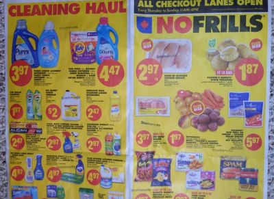 Ontario Flyer Sneak Peeks: Food Basics, No Frills, and Sobeys September 16th – 22nd