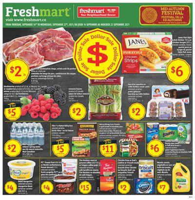 Freshmart (Atlantic) Flyer September 16 to 22
