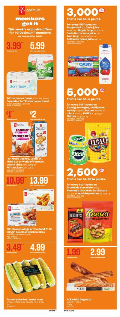 Dominion Flyer September 16 to 22
