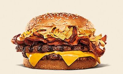 Southwestern King at Burger King