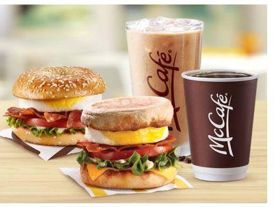 McDonald's Canada Egg BLT McMuffin + 20% Off Coffee for Seniors + Pumpkin Spice Latte + More