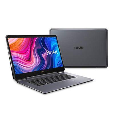 """ASUS ProArt StudioBook Mobile Workstation Laptop, 15.6"""" 120Hz UHD NanoEdge Bezel, Intel Core i9-9980HK, 64GB DDR4, 1TB SSD, NVIDIA Quadro RTX 6000, Windows 10 Pro, W590G6T-PS99 $6440.63 (Reg $13999.00)"""