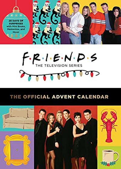 Friends: The Official Advent Calendar (2021 Edition) $24.39 (Reg $39.99)