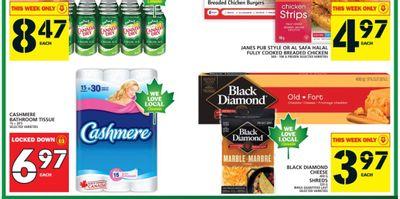 Food Basics Ontario: Black Diamond Cheese $1.98 After Coupon This Week!