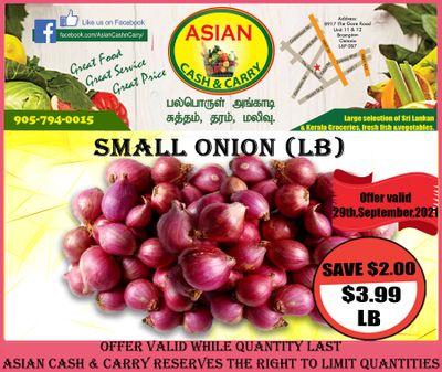 Asian Cash & Carry Flyer September 24 to 30
