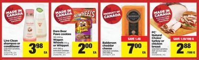 Real Canadian Superstore Ontario: Balderson Cheese $3.50 After Coupon This Week!