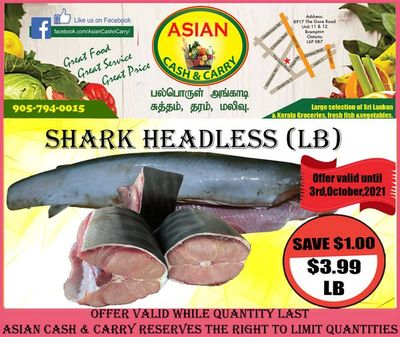 Asian Cash & Carry Flyer October 1 to 7