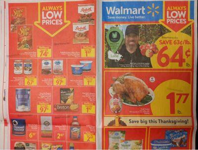 Ontario Flyer Sneak Peeks October 7th – 13th: Metro, Sobeys, and Walmart