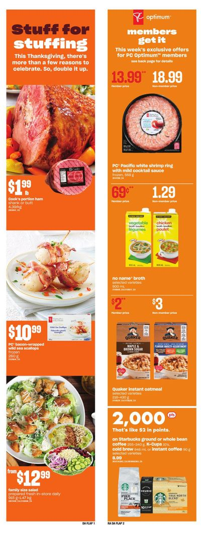 Dominion Flyer October 7 to 13