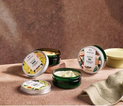 The Body Shop Canada: Get A Free Body Butter Sample