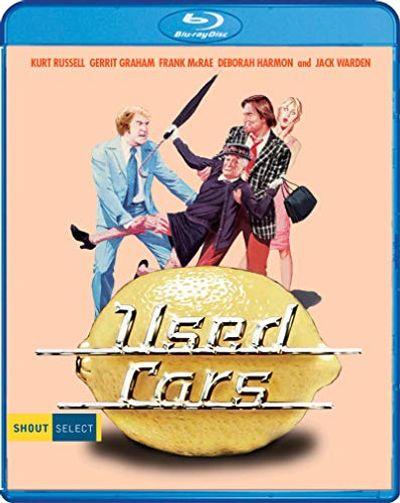 Used Cars [Blu-ray] $16.99 (Reg $18.99)