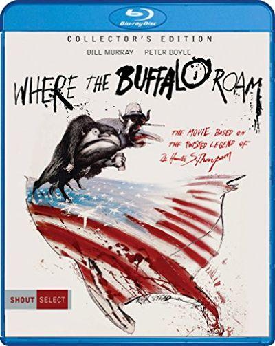 Where The Buffalo Roam: Collector's Edition [Blu-ray] $26.99 (Reg $32.99)