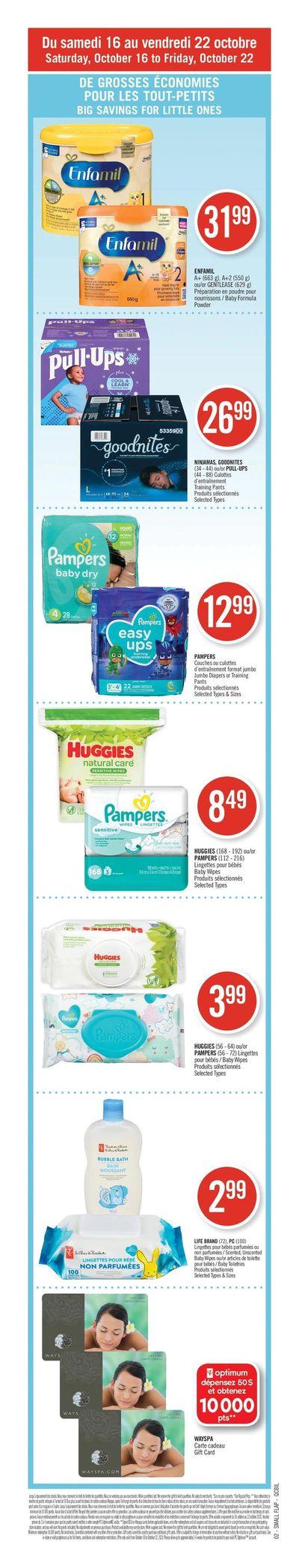 Pharmaprix Flyer October 16 to 22