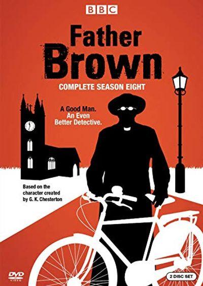 Father Brown: Season Eight (DVD) $22.99 (Reg $44.98)