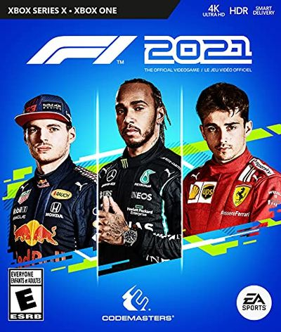 F1 2021 - 13200 Xbox Series X Games and Software $49.99 (Reg $79.99)